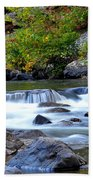 Goshen Pass Bath Towel