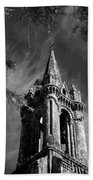 Gothic Style Hand Towel