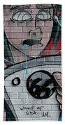 Graffiti 13 Bath Towel