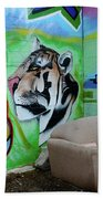 Graffiti Art Albuquerque New Mexico 7 Bath Towel