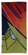 Graffiti Wall Bath Towel