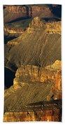 Grand Canyon Arizona Light And Shadow 1 Bath Towel