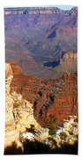 Grand Canyon National Park Arizona Panorama Bath Towel