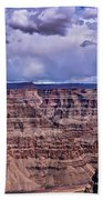 Grand Canyon Panorama Bath Towel