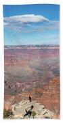 Grand Canyon Selfie Mania Bath Towel