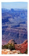Grand Canyon View Bath Towel
