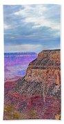 Grand Canyon Village Panorama Bath Towel