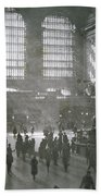Grand Central Station, New York City, 1925 Hand Towel