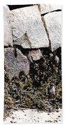 Granite And Seaweed Bath Towel