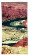 Great Color Colorado River Bath Towel