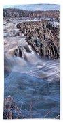 Great Falls Virginia Bath Towel