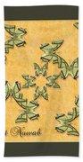 Great Nawab Butterfly Wheel Bath Towel