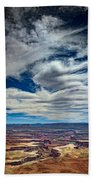 Green River Overlook Bath Towel