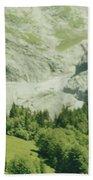 Grindelwald Switzerland 7 Bath Towel