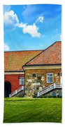 Gripsholm Castle Keep Bath Towel