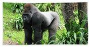 Grumpy Gorilla IIi Bath Towel