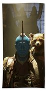 Guardians Of The Galaxy Vol. 2 Hand Towel