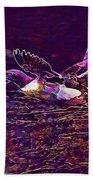 Guillemot Sea Bird Nature Coast  Bath Towel