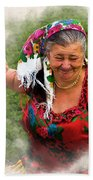 Gypsies, Tramps And Thieves Bath Towel