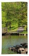 Hagerstown City Park Bath Towel