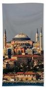 Hagia Sophia - Istanbul Turkey Bath Towel