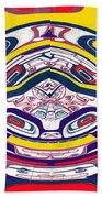 Haida Three Bath Towel