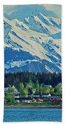 Haines - Alaska Bath Towel