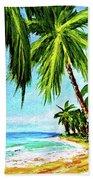 Haleiwa Beach #369 Hand Towel
