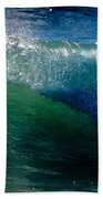 Half Cresting Wave Bath Towel