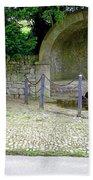 Hall Well - Tissington Bath Towel