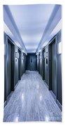 Halls Of Mystery Bath Towel