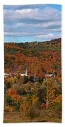 Hammondsport Panorama Bath Towel