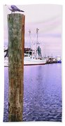 Harbor Master Bath Towel