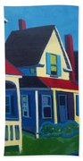 Harpswell Cottages Bath Sheet