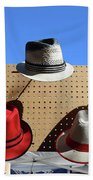 Hats Selection Day Dead  Hand Towel