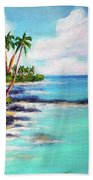 Hawaii North Shore Oahu #472 Bath Towel