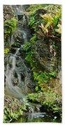Hawaiian Waterfall Bath Towel