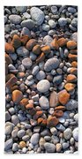 Heart Of Stones Bath Towel