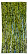 Heather Lake Grass Bath Towel