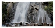 Helen Hunt Falls Bath Towel