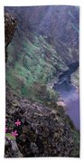 Hells Canyon Bath Towel