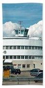 Helsinki - Malmi Airport Building Hand Towel