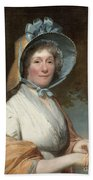Henrietta Marchant Liston (mrs. Robert Liston) Bath Towel