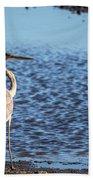 Heron Bath Towel
