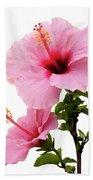 Hibiscus 7 V2 Bath Towel