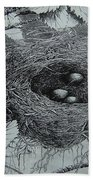 High In The Trees Bath Towel