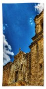 High Noon At The Bell Tower Bath Towel