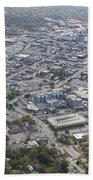 High Point Nc Aerial Bath Towel