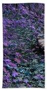 Hiking Trail Infrared Bath Towel