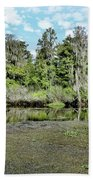Hillsborough River 1 Bath Towel